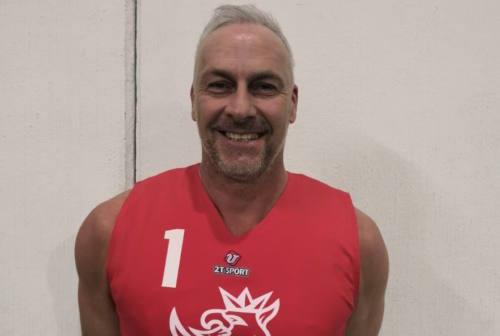Maurizio Venturi torna sul parquet a 54 anni