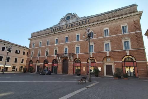 Jesi, servono 31 mila euro per rinforzare la scalinata fra via Mazzini e il Pergolesi