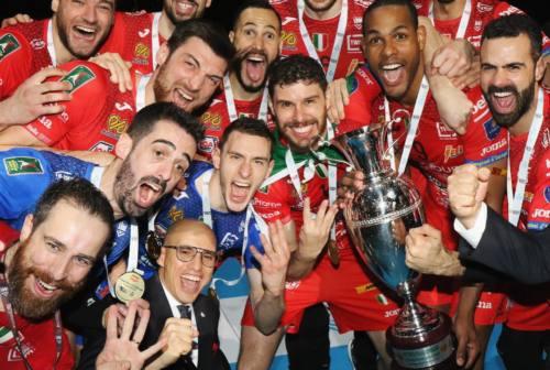 La Cucine Lube Civitanova vince la sua sesta Coppa Italia