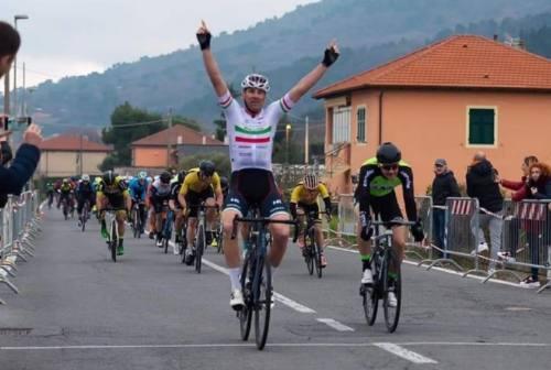 La Cicli Copparo Ancona si gode Agostini campione d'inverno