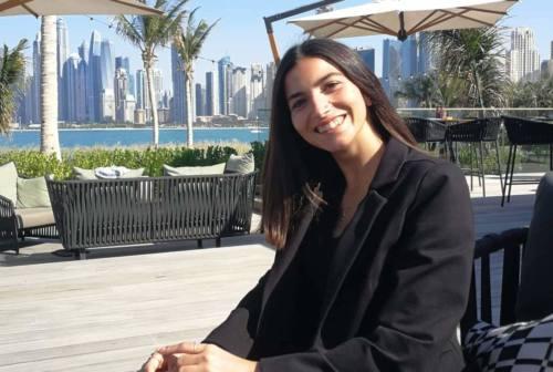 Da Falconara a Expo 2020: Alice racconta la sua esperienza a Dubai