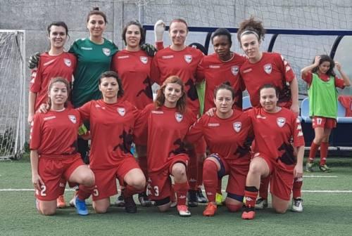 Calcio Femminile, l'Ancona Respect cade con la capolista Civitanovese