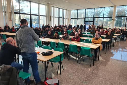Vertenza JP Industries di Fabriano: lavoratori e sindacati bocciano il Piano