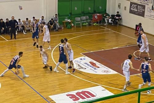 Basket, Aurora Jesi corsara. Civitanova è al tappeto