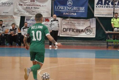 Cus Ancona, Belloni prende il volo verso Mantova e la Serie A1