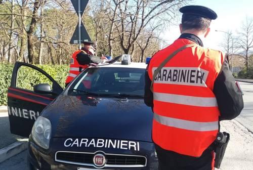 Al volante sotto cocaina, denunciato un 21enne a Fabriano