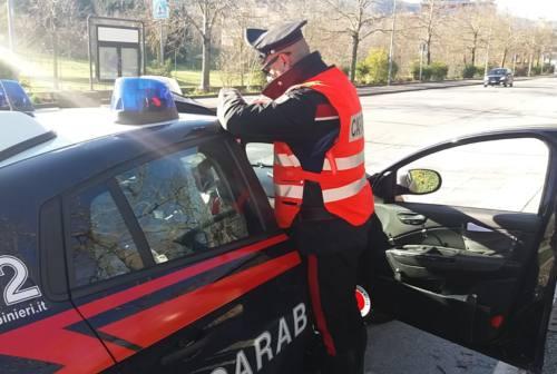Fabriano: 4 denunce per guida in stato e di ebbrezza e uno per violenza e resistenza