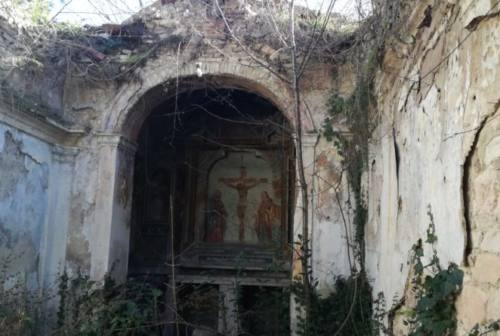 Il turismo a Fabriano passa anche per il recupero della chiesa del Crocifisso