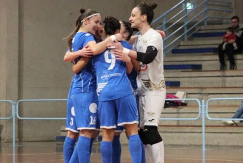 Futsal, il Città di Falconara supera le Pelletterie a Chiaravalle