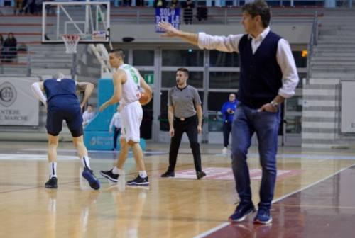 Campetto Basket Ancona, Rajola: «Girone stimolante, pieno di novità»