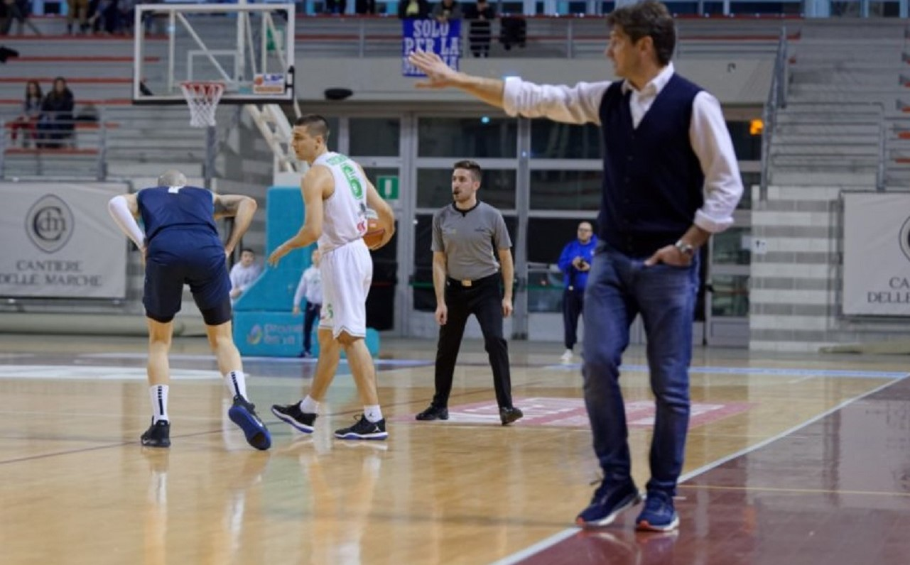 Coach Stefano Rajola