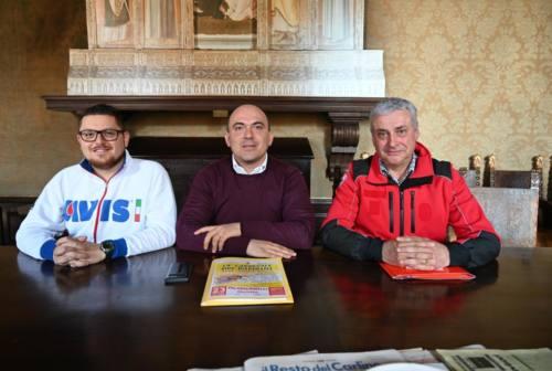 Osimo, presentato il Carnevale per bambini targato Croce rossa e Avis