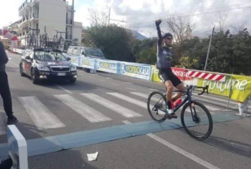 Ciclismo, Cini trionfa a Loano con la Capitani Minuterie