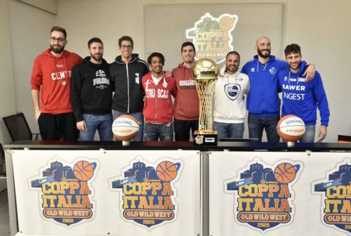 La Ristopro Fabriano verso la Final Eight di Coppa Italia, capitan Fratto: «Ci proveremo»