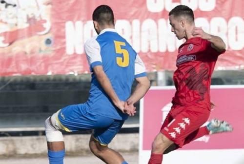 Calcio, Eccellenza: l'Anconitana fa poker all'Atletico Alma e resta in vetta