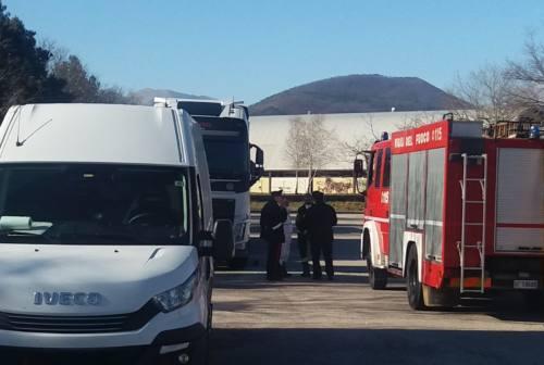 Fabriano: malore nel sonno, trovato morto un autotrasportatore