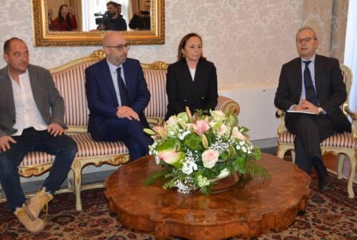 Il ministro Lamorgese incontra i familiari delle vittime della Lanterna Azzurra
