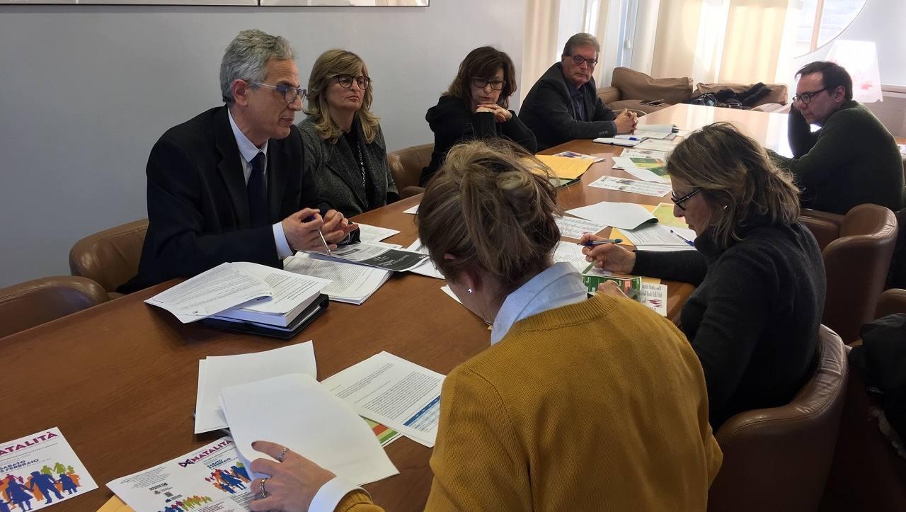 Presentata ad Ancona la prima conferenza regionale per la famiglia che si terrà a Senigallia