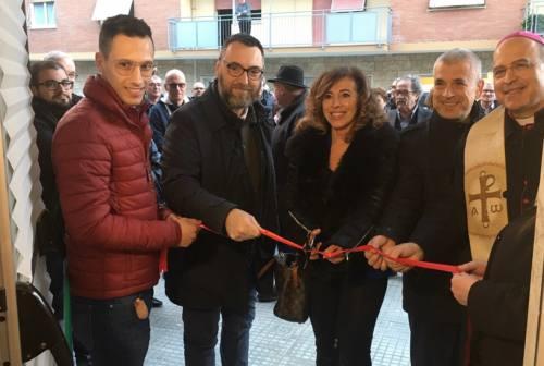 Falconara Marittima: inaugurato l'Emporio della Solidarietà