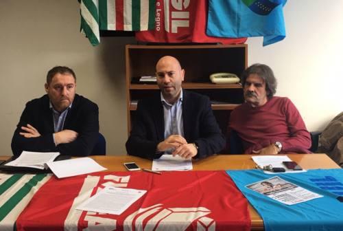 Rinnovo del CCNL, 4.500 lavoratori del settore Legno Arredo in piazza a Pesaro