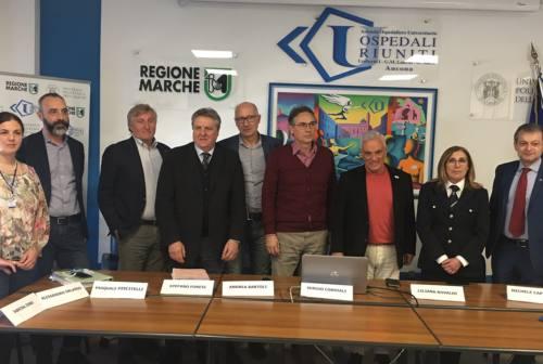 Ancona, nuovo Salesi a Torrette: un mese di passione per il cambio della viabilità