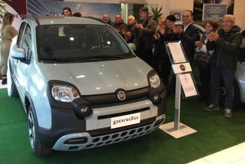 """Menchi in prima linea su sostenibilità con la gamma  """"Hybrid"""" firmata Fiat"""