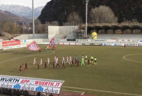 Calcio, Fermana corsara a Padova. Ko Vis, Fano e Samb