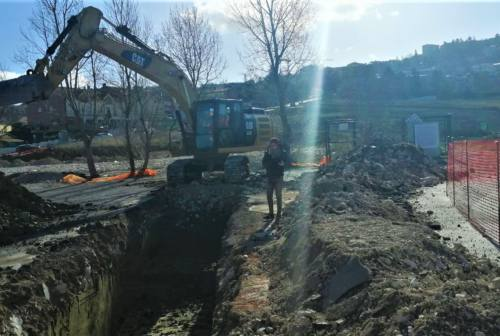 Camerino, avviate le indagini archeologiche sull'area della nuova scuola Betti