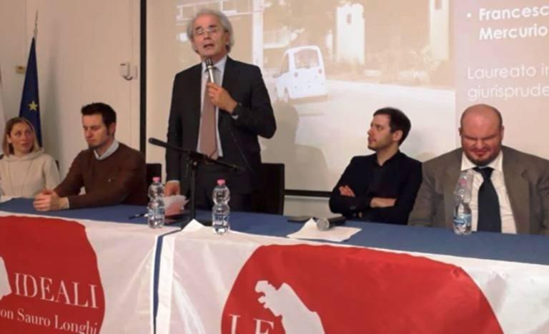 Sauro Longhi a Osimo