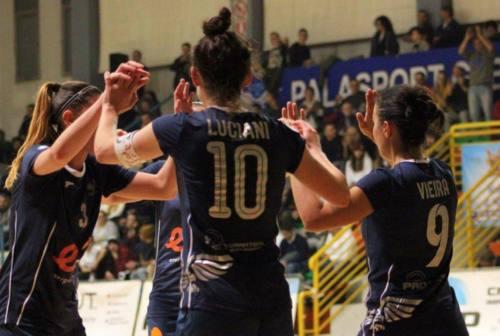 Futsal, il CdF analizza il KO con la Lazio e prepara le Pelletterie