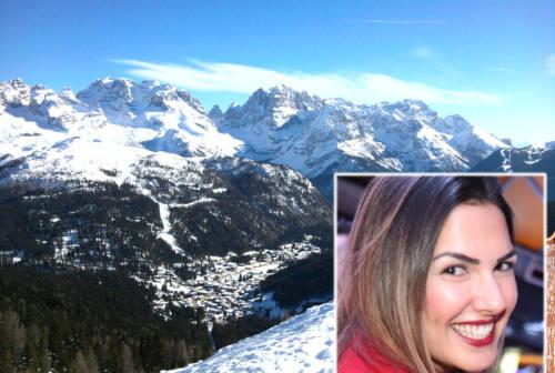 Tragedia sugli sci, il sindaco di Civitanova ricorda Cristina Cesari