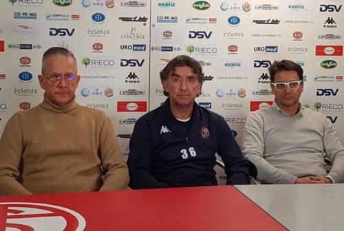 Anconitana, Pieroni: «Ho sentito il presidente, l'allenatore sarà Marco Lelli»