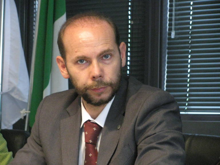 Massimiliano Santini, Cna