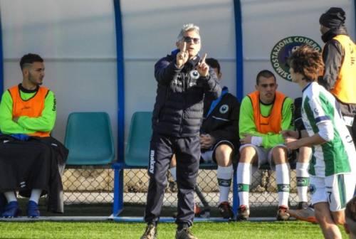 Calcio, Osimo Stazione: mister Paolo Menghini saluta la grande famiglia biancoverde