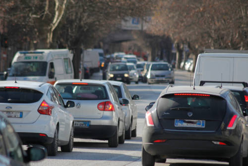 Viale della Vittoria, nuova rotatoria contro traffico e polveri sottili?