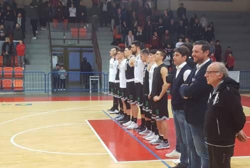 Basket, il Campetto Ancona perde il derby con la Goldengas