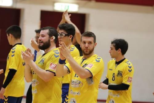 Pallamano, termina ufficialmente la stagione del Camerano di coach Palazzi