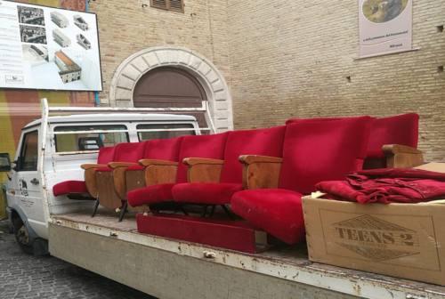 Cinema Concerto di Osimo, i lavori procedono tra le polemiche