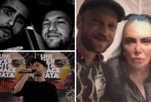 Da Morrovalle al Festival di Sanremo, Piero Romitelli firma i brani di Alberto Urso e Tecla