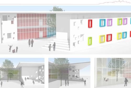 Ricostruzione della nuova scuola media di Petriolo: finanziamento da tre milioni di euro
