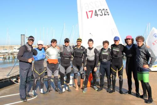 Vela, a Civitanova l'olimpico  Regolo accoglie i talenti regionali
