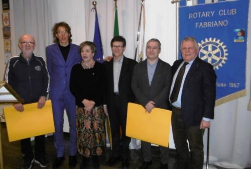Meeting sulla fisarmonica organizzato dal Rotary di Fabriano