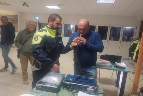 Osimo, Municipale in campo per i cittadini contro le guide pericolose