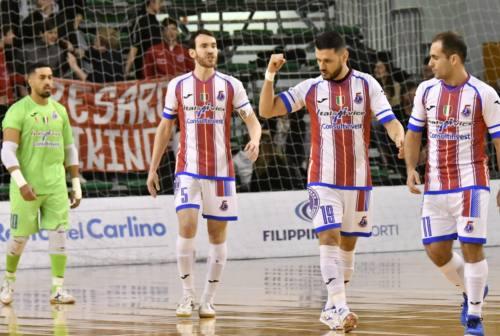 Futsal, è tornata la Serie A: Pesaro vince ma l'AcquaeSapone non molla