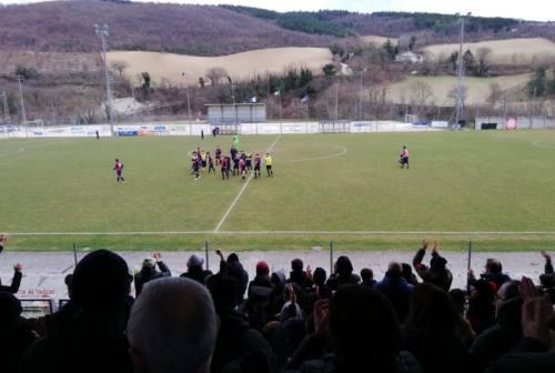 Calcio, Eccellenza: la Vigor sbatte sul muro SassoGenga. Per Castelfidardo e Anconitana prove di minifuga
