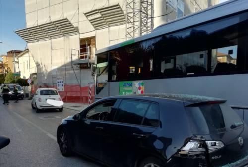 Senigallia, incidente in via Cilea. E si riaccende la polemica