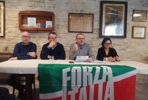 Macerata 2020, Forza Italia presenta gli spunti programmatici e chiarisce: «Nessuna lite con gli alleati»