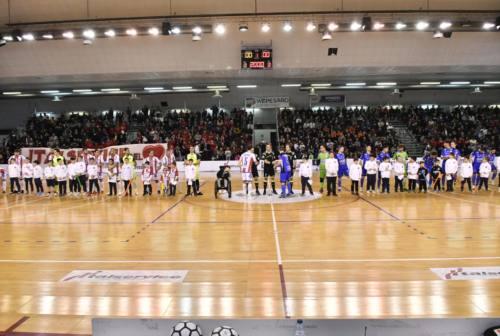 Futsal, prova di forza dell'Italservice contro l'Acqua&Sapone. Rieti vince e accorcia sul secondo posto