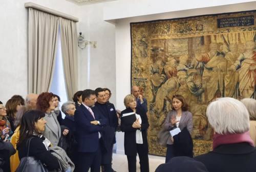 Da Roma a Loreto un arazzo di Raffaello per i 500 anni dalla morte