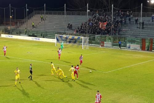Calcio, serie C: pari e patta tra Fermana e Vis. Il Fano si rialza e spera